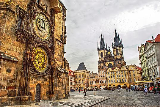 Republica Checa Praga